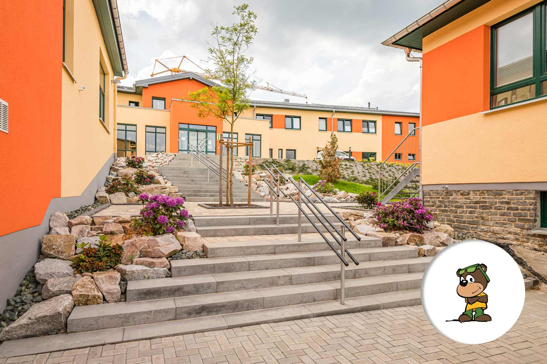 Besuchen Sie uns in der Reha-Fachklinik EUBIOS in Thalheim!